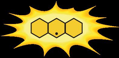 Radical gelb Logo
